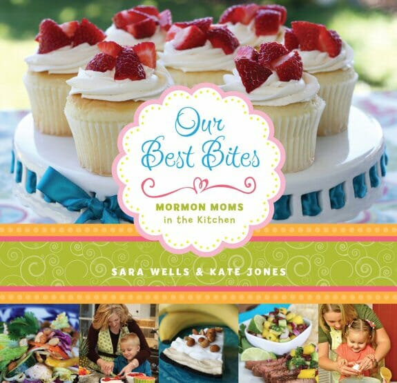 Our Best Bites Cook Book Cover