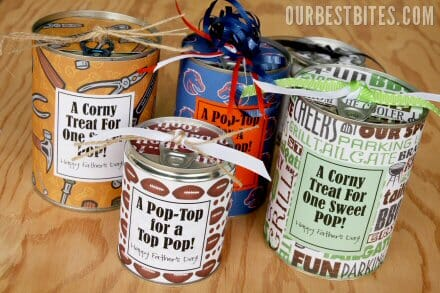 tin can treats