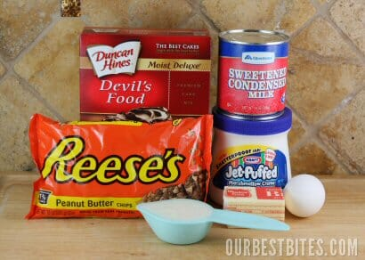 How To Turn Devil Food Cake Into Brownies