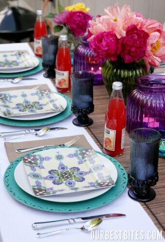 I ... & Summer Entertaining with World Market Plus a Giveaway! - Our Best ...