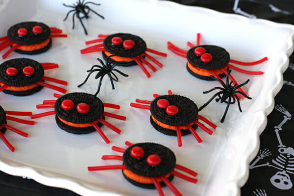 Spider Cookies from Our Best Bites