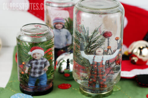 But Not Too Lazy To Laminate My Children And Put Them In Winter Scenes Inside Of Snow Globes Its All About Priorities People