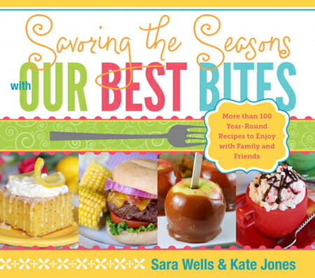The brand new Our Best Bites Cook Book!