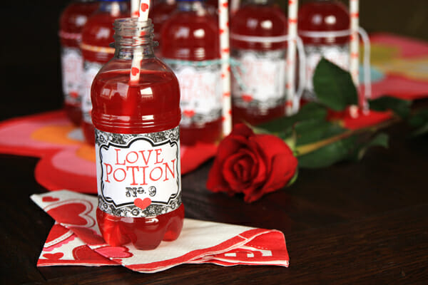 Love Potion Free Printable Our Best Bites