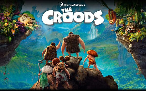 The Croods Movie