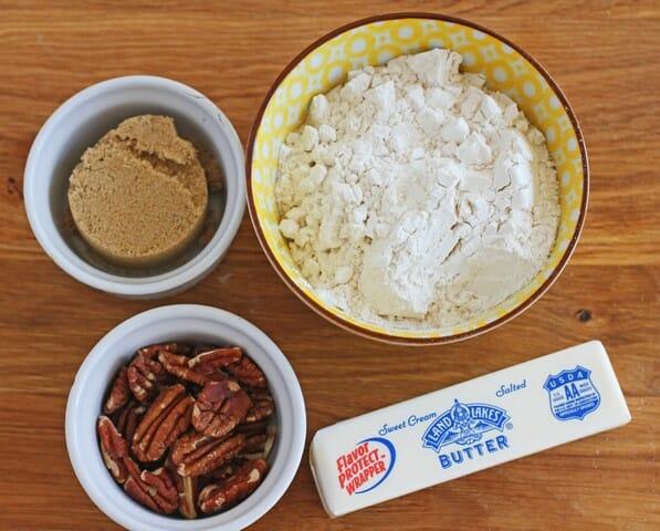 french silk pie crust ingredients