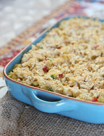 Creamy Chicken Noodle Casserole from Our Best Bites