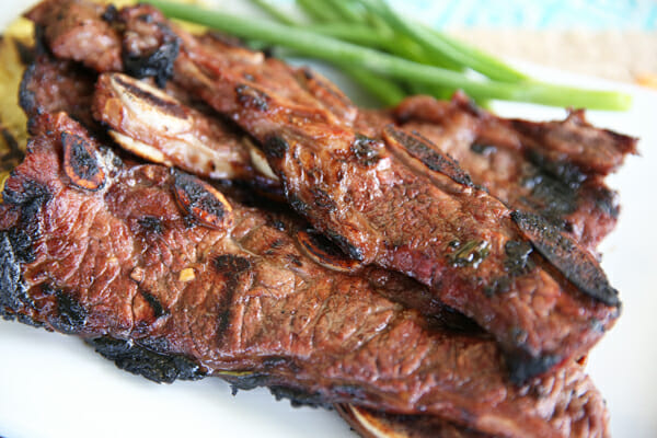 how to cook pre seasoned ribs on the grill