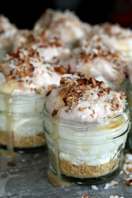 Samoa Cream Pie from Our Best Bites