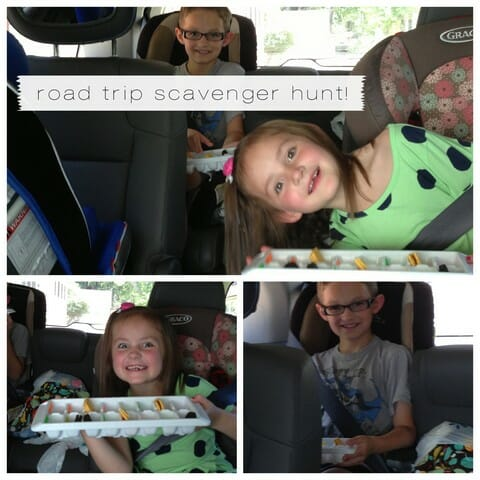 kids on the road