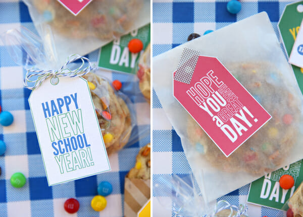 Lunch Box Printables from Our Best Bites
