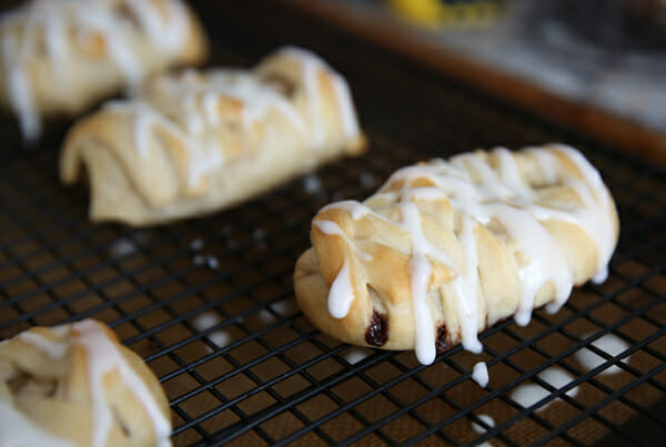 Glazed Baked Mummies