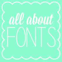 fonts square