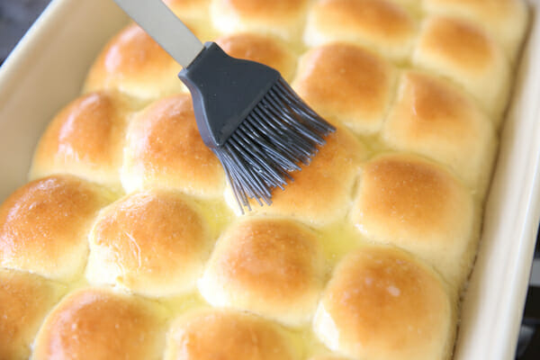 Butter Topped Rolls