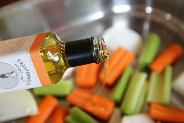 OBB Garlic Olive Oil