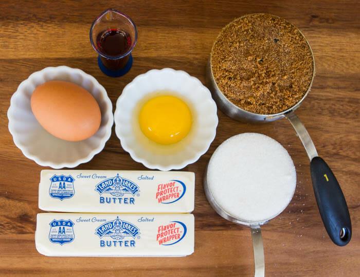 oatmeal raisin cookie ingredients