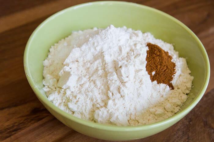 dry oatmeal raisin cookie ingredients