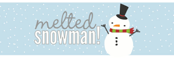 snowman party printables our best bites. Black Bedroom Furniture Sets. Home Design Ideas