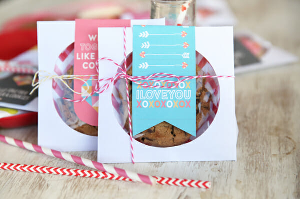 Milk and Cookies Printables 4 OBB