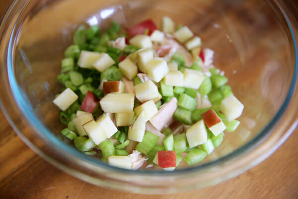 Skinny Chicken Salad Mix