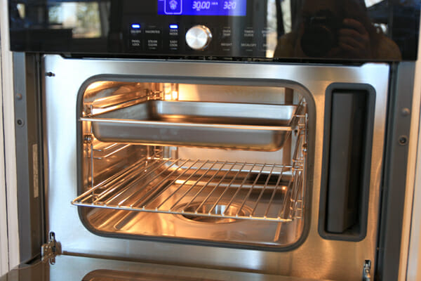 The Oven Can Function Not Only As A Steam But Normal Convection And Also Combo One Of Cool Things About Having