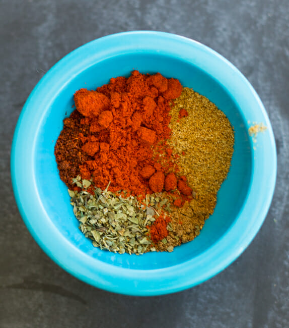 spices for chicken enchilada soup