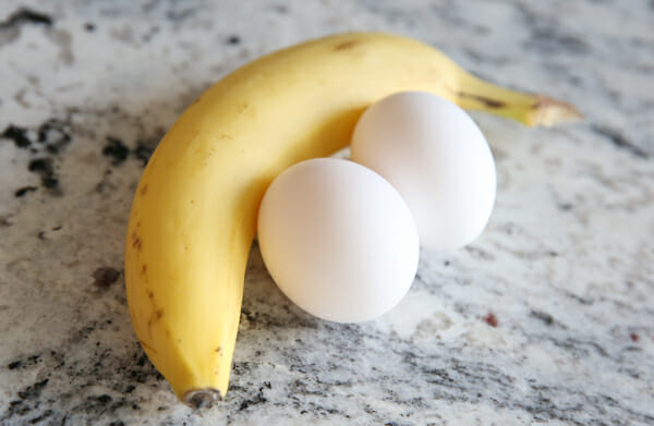 Egg and Banana