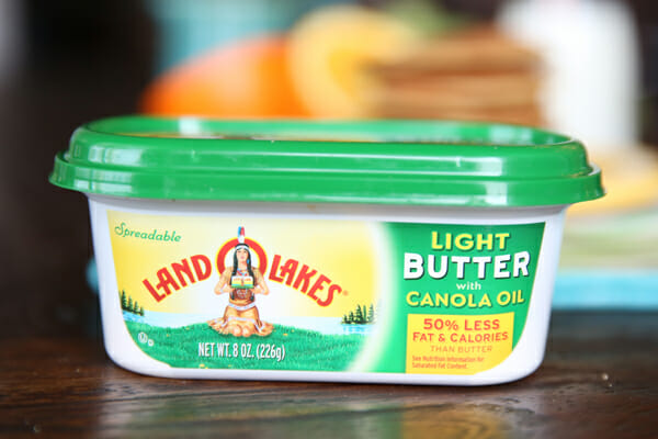 Landolakes light butter