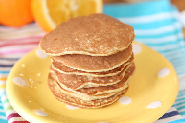 2 ingredient pancakes our best bites the result is obviously different than a standard carb filled pancake the best way to describe the flavor and texture is its like the center of a piece ccuart Gallery