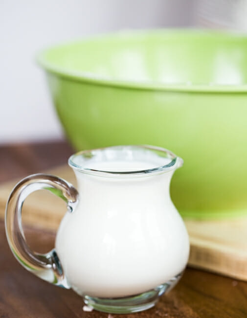 buttermilk for biscuits