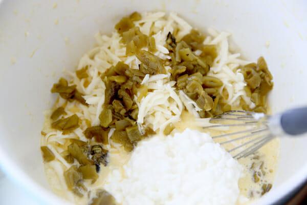 Green Chili Mixture