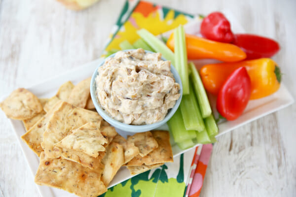 Sweet Onion Dip from Our Best Bites