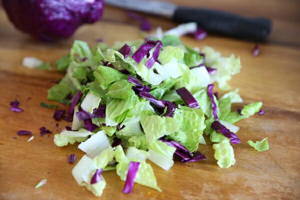 our best bites shredded lettuce