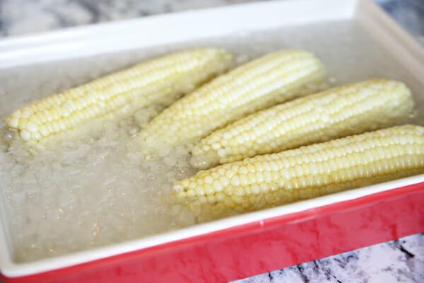 Chilling Corn