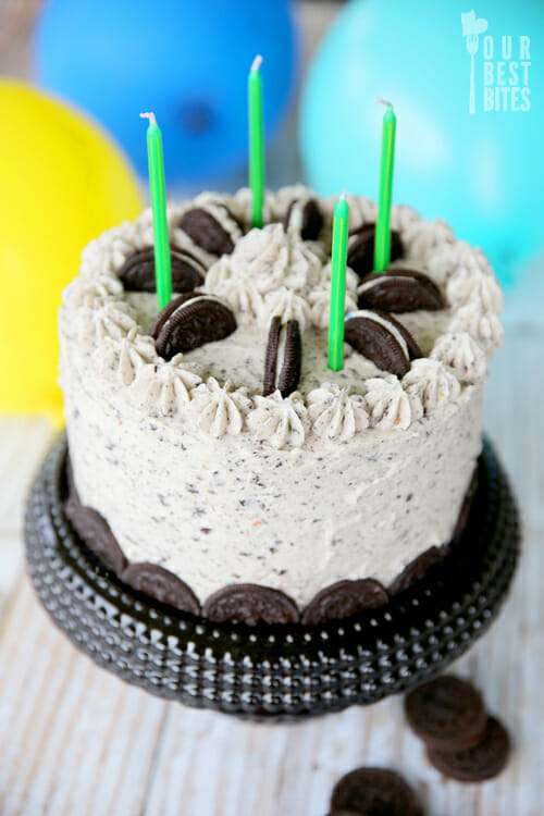 Our Best Bites Cookies And Cream Cake