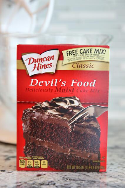 Devil's Food Mix