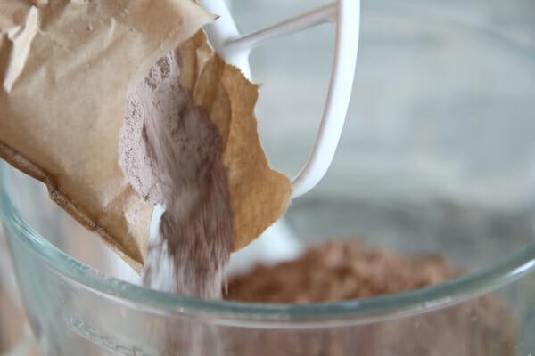 Dry Pudding Mix
