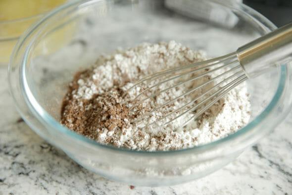 Pudding Cake Dry Stuff