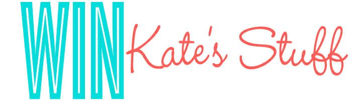 win kate's stuff