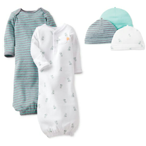 Our Best Bites Baby Gowns