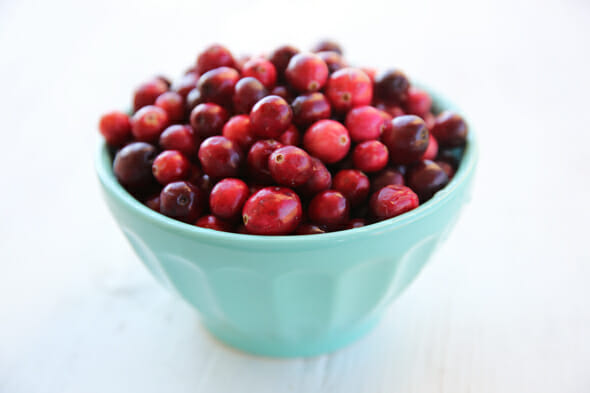 Our Best Bites Cranberries