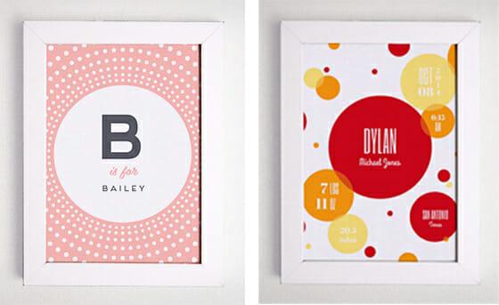 Our Best Bites Little Umbrella Prints