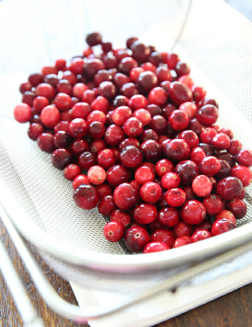 Our Best Bites Washed Cranberries