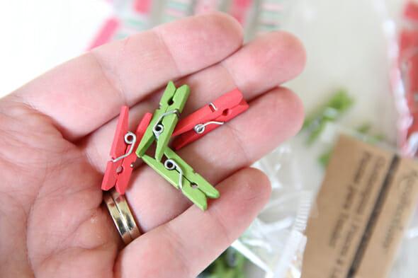 Tiny Clothes Pins